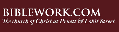 Welcome to Biblework.com!